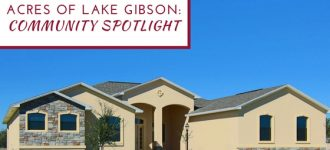 Acres of Lake Gibson community spotlight